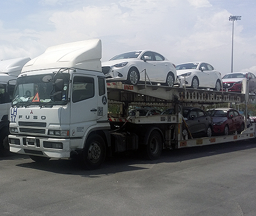 Car Carrier Trailer Malaysia